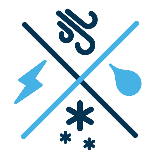 Icon Extreme weather